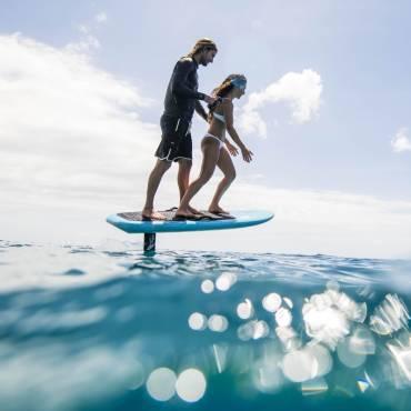 More Spaceship than Surfboard